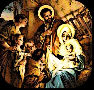 Boże Narodzenie (pierwszy dzień)