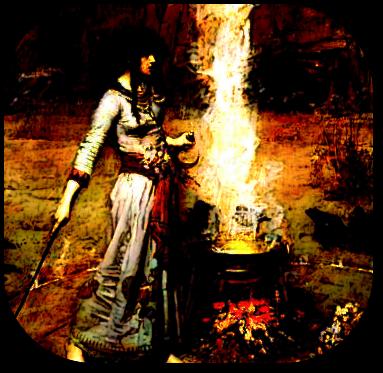 Dzień św. Łucji - czarownice