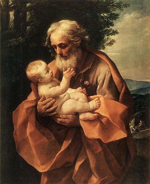 Św. Józef z Dzieciątkiem Jezus
