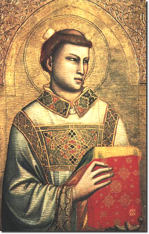 Wizerunek św. Szczepana