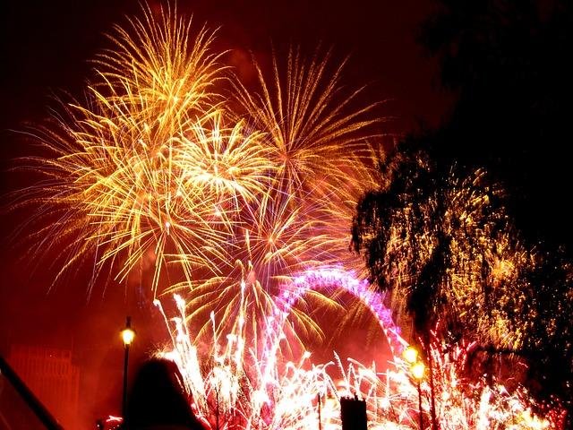 Nowy Rok i wigilia Nowego Roku (Sylwester)