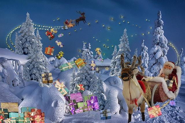 Dzień św. Mikołaja – Mikołajki