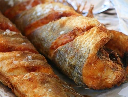 Karp i śledź to jedne z ryb najczęściej goszczących na wigilijnym stole