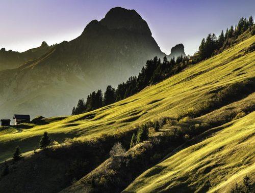 Wyjazd na święta w góry